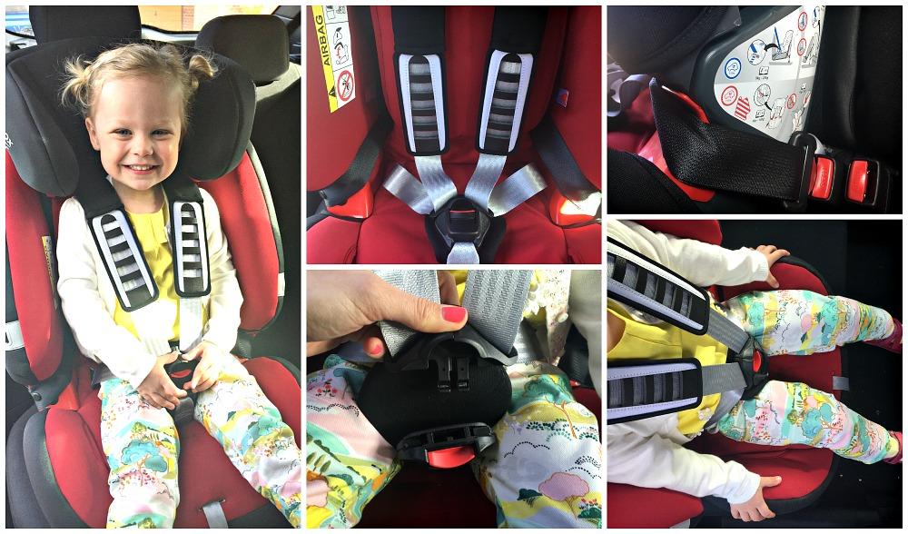 Britax Multi-Tech II Car Seat Review