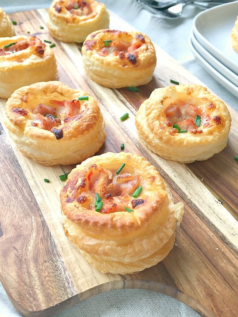 Ham & Cheese Party Nibbles Recipe Party Food
