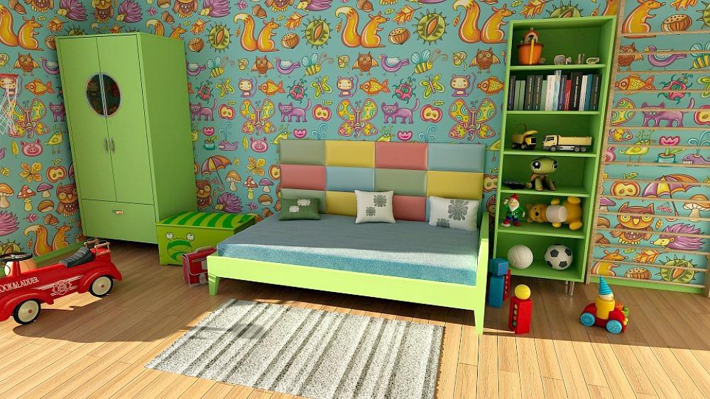 design a child's room