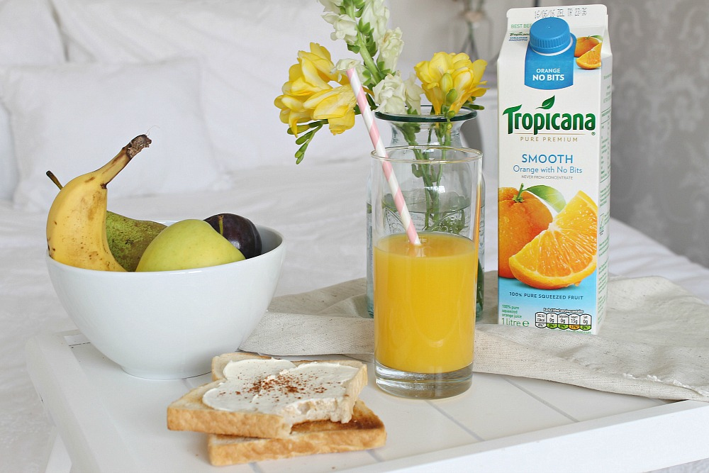 Changing my morning breakfast routine #ad