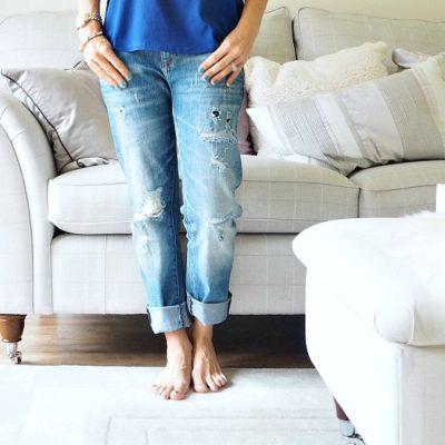 The Social Kitchen, London, and boyfriend jeans #littleloves
