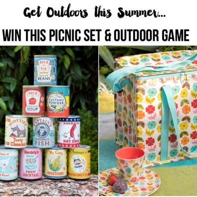 Outdoor Family Fun Giveaway