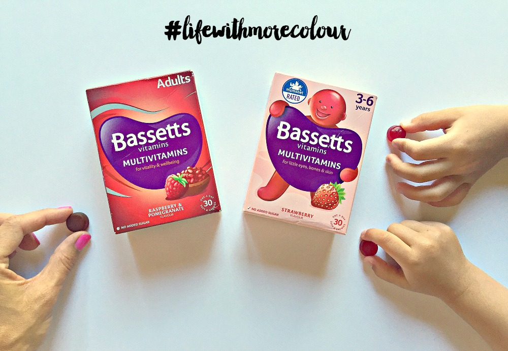 Last Day of Summer and a family scavenger hunt with Bassetts Vitamins
