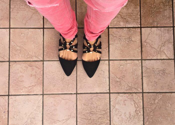 A Week on my Feet