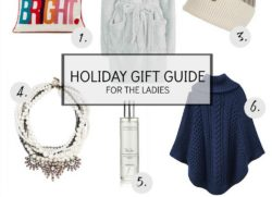 Holiday Gift Guide for Ladies for moms for mums Christmas