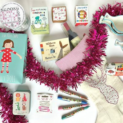 Family Stocking Fillers + Double Giveaway