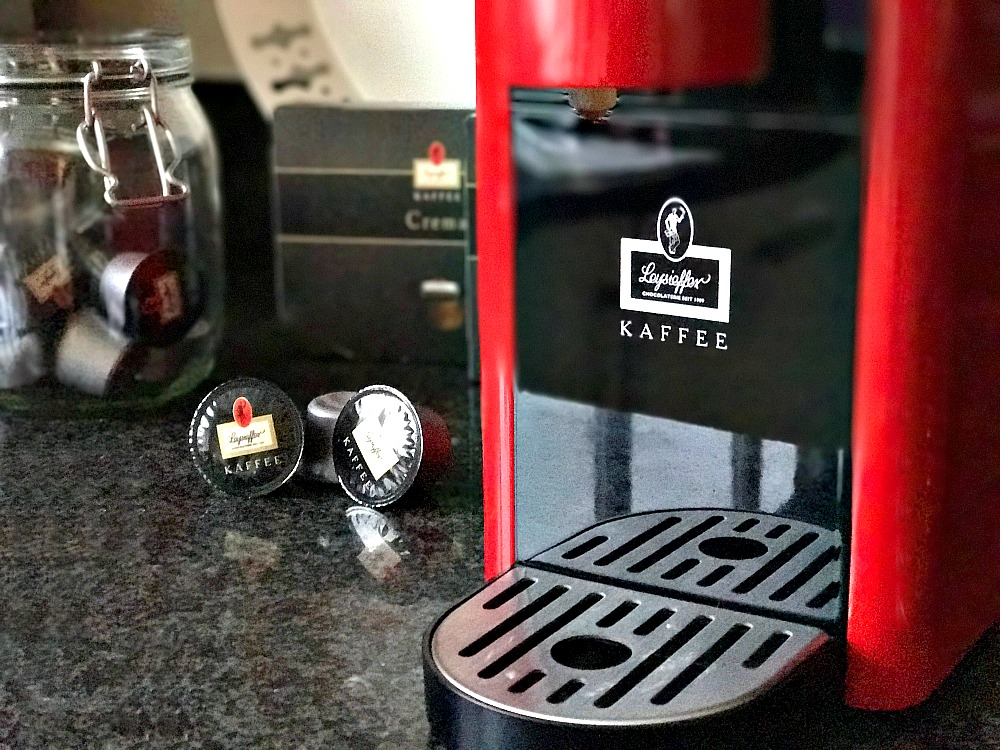 Leysieffer Kaffee Coffee Capsule Machines for coffee lovers