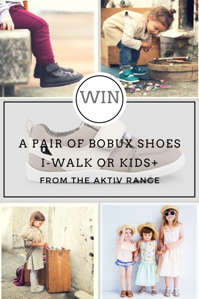 WIN a pair of Bobux Shoes Giveaway Competition