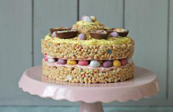 The Ultimate Easter Egg Cake