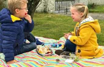 Minene Activity Blanket: Baby Play to Picnic Day