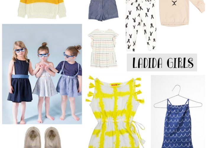 Summer Wishlist: Unique Children's Fashion with Ladida