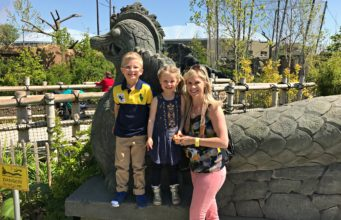Family Day out at Chester Zoo