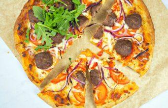 Netflix Movie Inspired Meatball Pizza Recipe