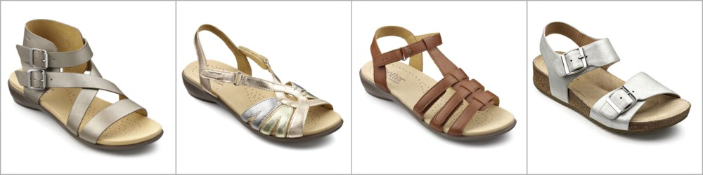 hotterbury Hotter Sandals Summer Outfit Comfortable Sandals