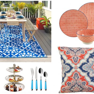Outdoor Dining Must-Haves this Summer