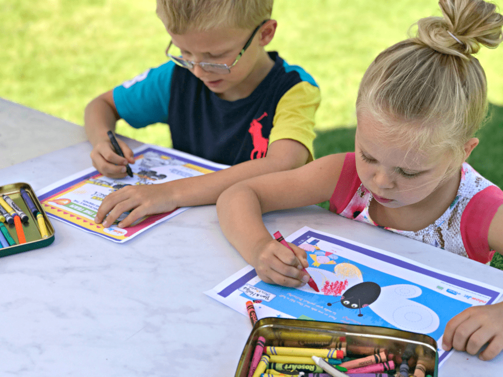 Kid's Summer Entertainment & Free Download #ad