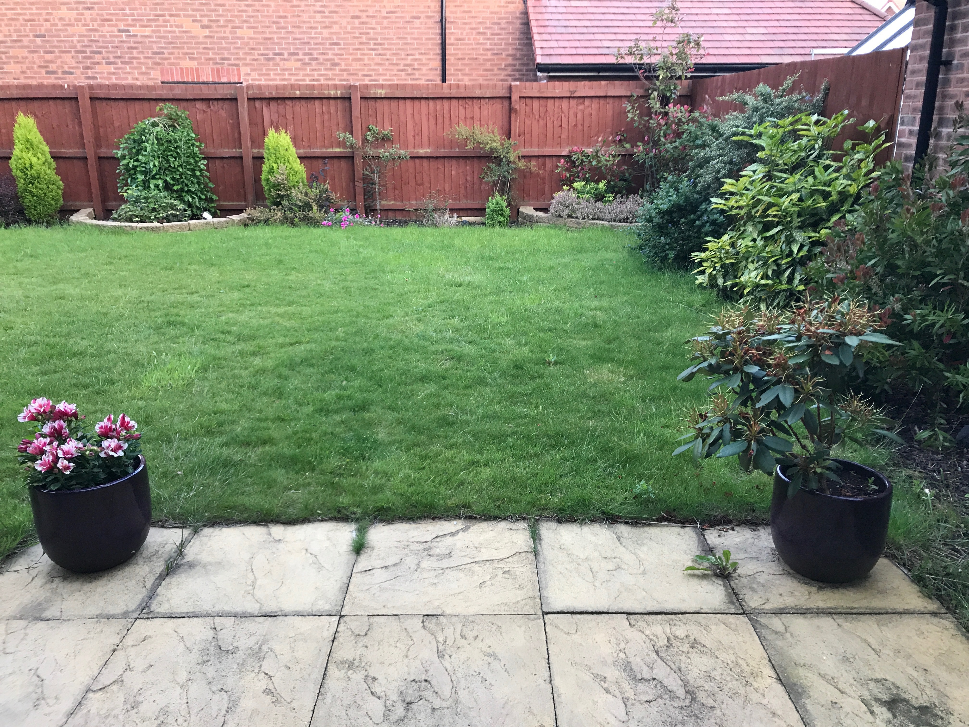 Our Garden Renovations Before & After