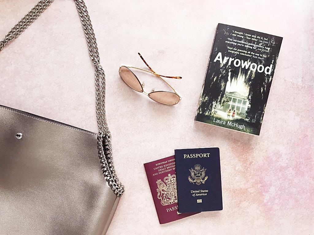 Arrowood reading book list travel book