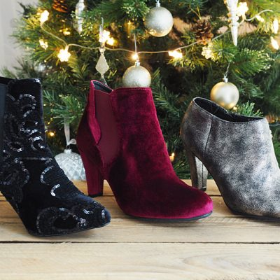 Ankle Boots for Holiday Parties
