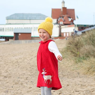 Girls Winter Wardrobe from Jojo Maman Bebe
