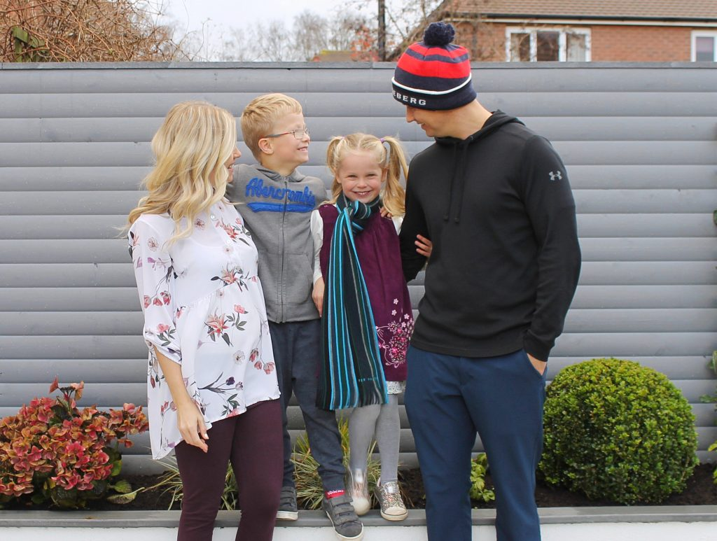 Me & Mine Family Photo Project November 2017