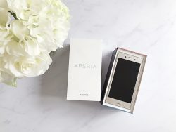 Sony Xperia Z1 handset mobile new features motion eye and autofocus