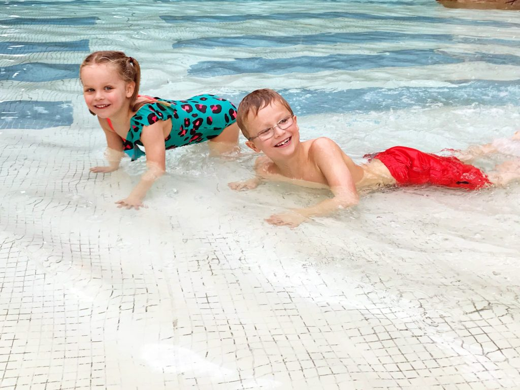Family Day out at Sandcastle Waterpark family things to do