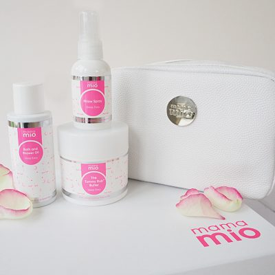 Mama Mio Skincare + ULTIMATE GIVEAWAY!
