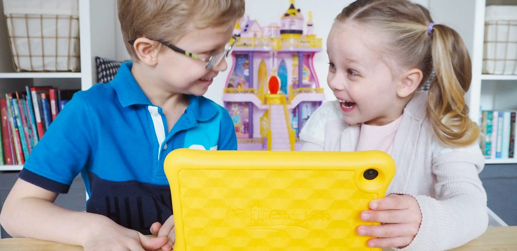 Amazon Fire HD 8 Kid's Edition Tablet Review